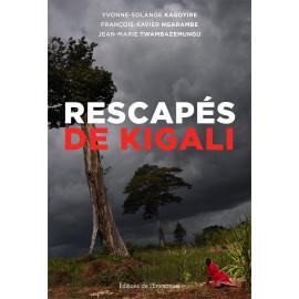 Yvonne-Solange Kagoyire & François-Xavier Ngarambe - Rescapés de Kigali avec un CD audio