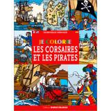Je colorie les corsaires et les pirates