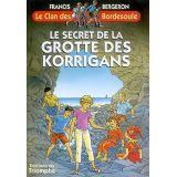 Le secret de la grotte des Korrigans