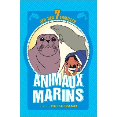 Jeu des 7 familles Animaux Marins