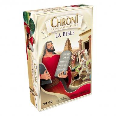 Grégory Pailloncy - Chroni La Bible