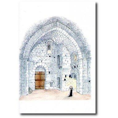 Abbaye Sainte-Marie de Rieunette - La prière La chapelle