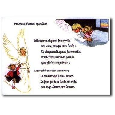 Joëlle d'Abbadie - Prière à l'Ange gardien