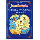 Je colorie les créatures fantastiques du Moyen Age