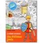 Dominique Ehrhard - Le grand coloriage des châteaux forts