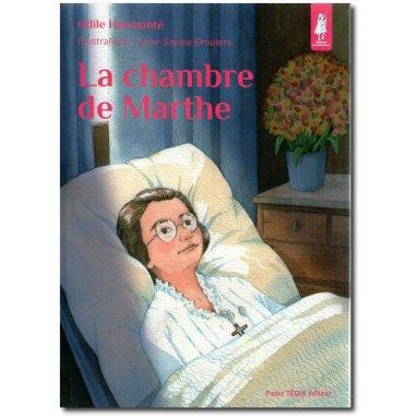 Odile Haumonté - La chambre de Marthe