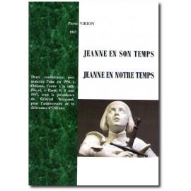 Pierre Virion - Jeanne en son temps Jeanne en notre temps