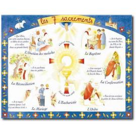 Les 7 sacrements