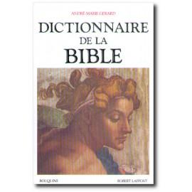 André-Marie Gérard - Dictionnaire de la Bible