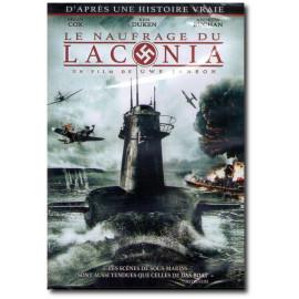 Uwe Janson - Le naufrage du Laconia