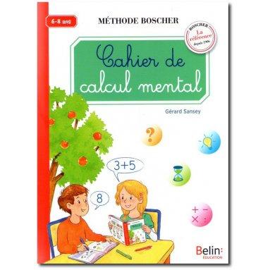 Gérard Sansey - Cahier de calcul mental