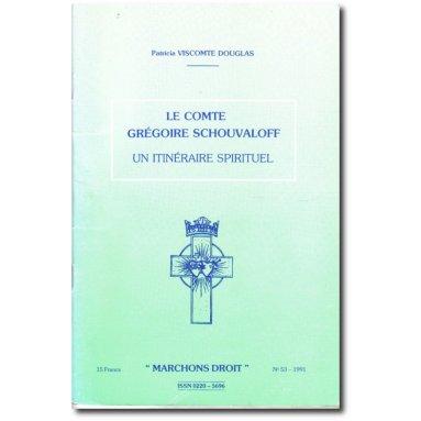 Le comte Grégoire Schouvaloff