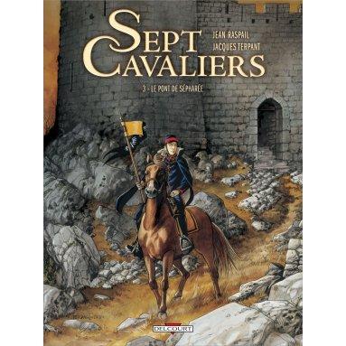 Jacques Terpant - Le pont de Sépharée - Tome 3