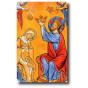 Carte prière - Les mystères du Rosaire - CB1122E