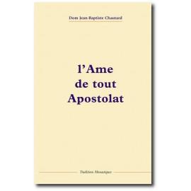 L'Ame de tout apostolat