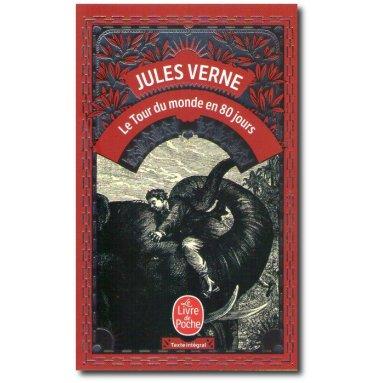 Jules Verne Le Tour Du Monde En 80 Jours Livres En Famille