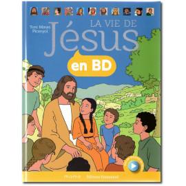 Toni Matas - La vie de Jésus en BD