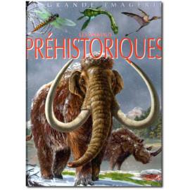 Agnès Vandewièle - Les animaux préhistoriques