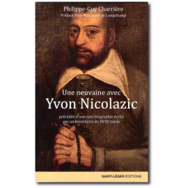Philippe-Guy Charrière - Une neuvaine avec Yvon Nicolazic