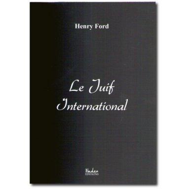 Henry Ford - Le Juif international