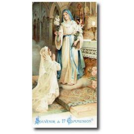 Souvenir de Première Communion - Fille