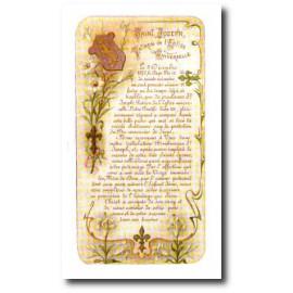 Bx. Pie IX - Saint Joseph patron de l'Eglise universelle