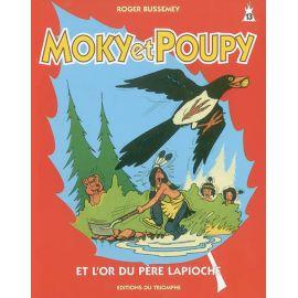 Moky et Poupy et l'or du père Lapioche