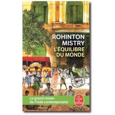 Rohinton Mistry - L'équilibre du monde