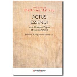 Actus Essendi