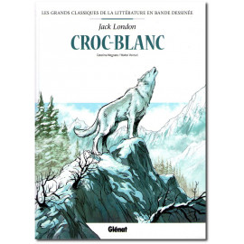 Jack London - Croc Blanc