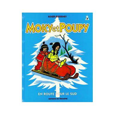 Moky et Poupy en route pour le sud