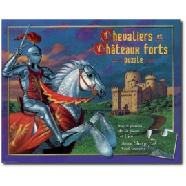 Anne Sharp - Chevaliers et châteaux forts