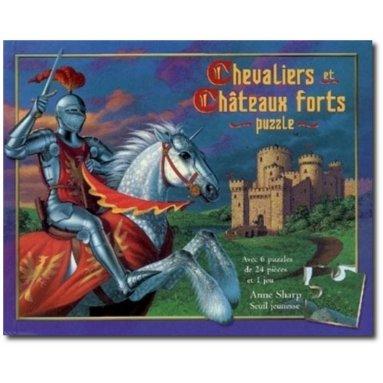 Anne Sharp - Chevaliers et châteaux forts