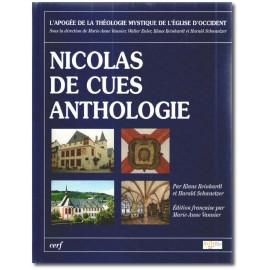 Marie-Anne Vannier - Nicolas de Cues anthologie