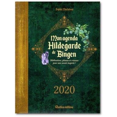 Sophie Macheteau - Mon agenda Hildegarde de Bingen 2020