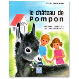 Paul-Jacques Bonzon - Le château de Pompon