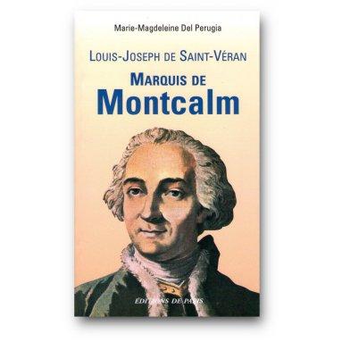 Marie-Magdeleine Del Perugia - Louis-Joseph de Saint-Véran Marquis de Montcalm