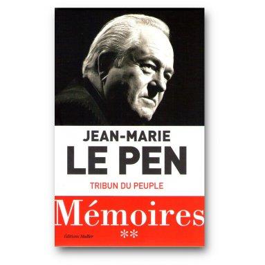 Jean-Marie Le Pen - Mémoires Tome 2