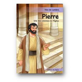 Pierre une des colonnes de l'Eglise