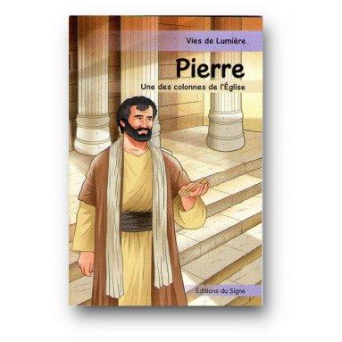 Monique Plassard - Pierre une des colonnes de l'Eglise