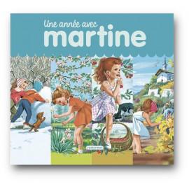 Une année avec Martine