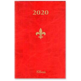 Agenda Clovis 2020 Poche