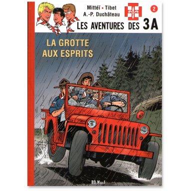 André-Paul Duchâteau - Les aventures des 3A - Tome 2