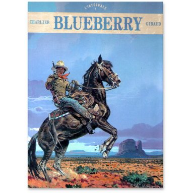 Jean-Michel Charlier - Blueberry 7