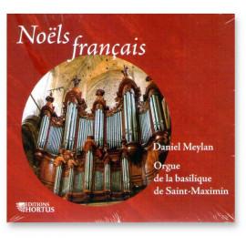Jean-François Dandrieu - Noëls Français pour Orgue