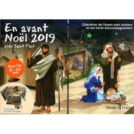 Inès d'Oysonville - En avant Noël 2019 avec saint Paul