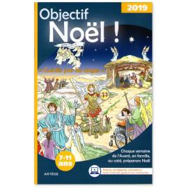 Objectif Noël calendrier de l'Avent 2019