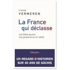 Pierre Vermeren - La France qui déclasse