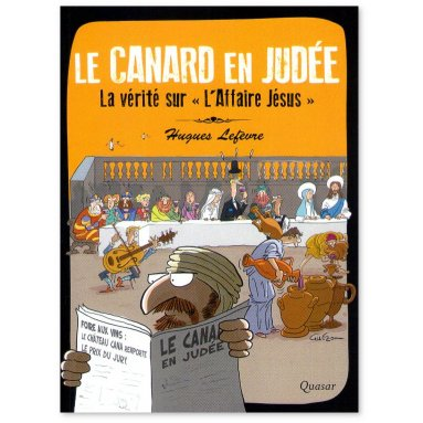 Hugues Lefèvre - Le canard en Judée