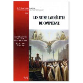 Les seize carmélites de Compiègne